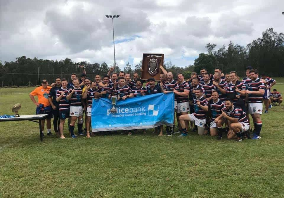 2020 Police Bank Winners Easts Wombats