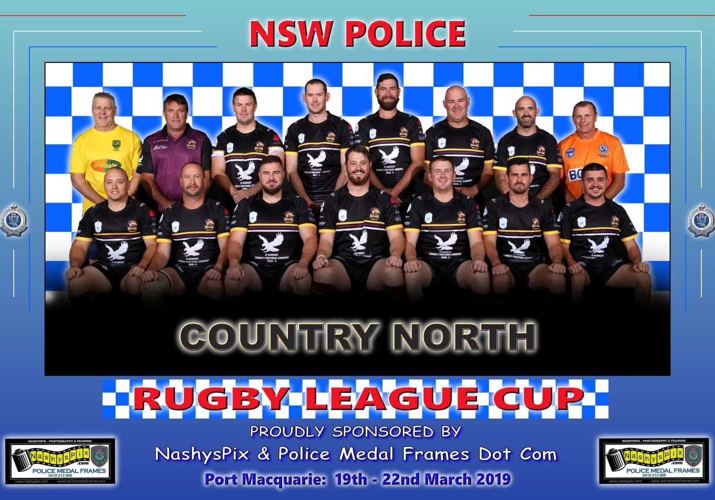 TEAM PHOTO COUNTRY NORTH 19-3-2019