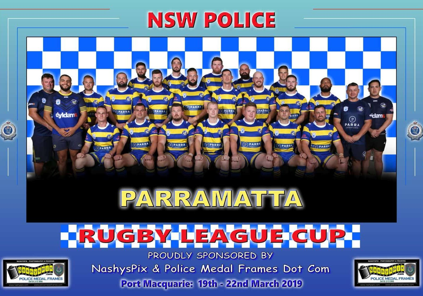 TEAM PHOTO PARRAMATTA 19-3-2019